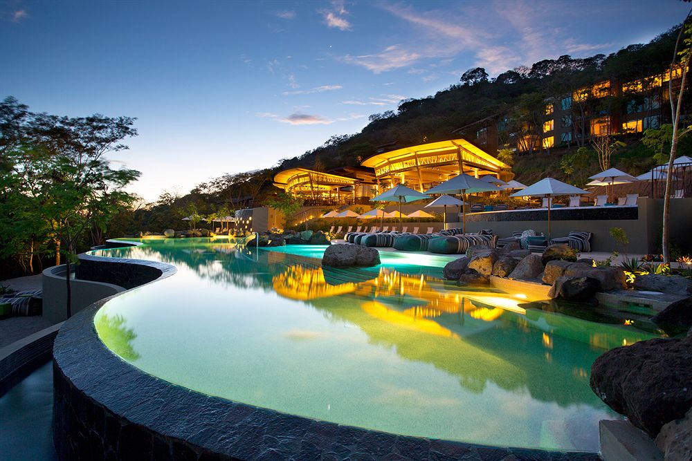 Hyatt Andaz Peninsula Papagayo in Costa Rica