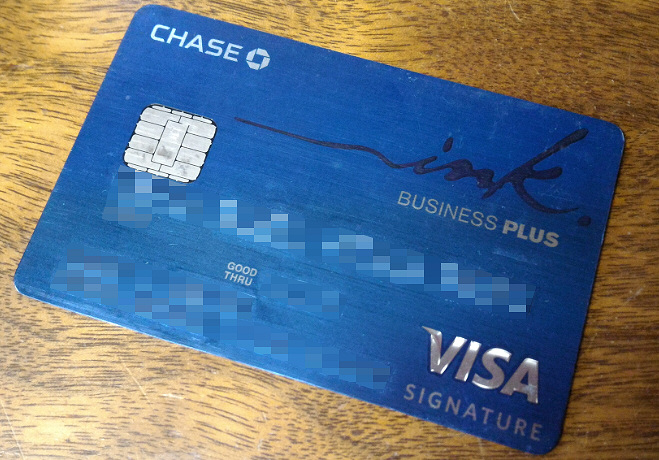 "The Ink Preferred is the latest version of Chase's ""Ink"" business card line. I currently have the Ink Plus (pictured). The Preferred has the best bonus I've ever seen on an Ink card, 80,000 Ultimate Rewards points."