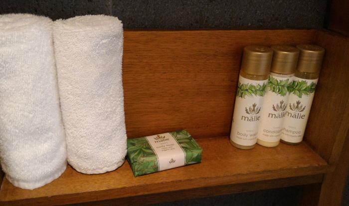 Maui Andaz soap 2