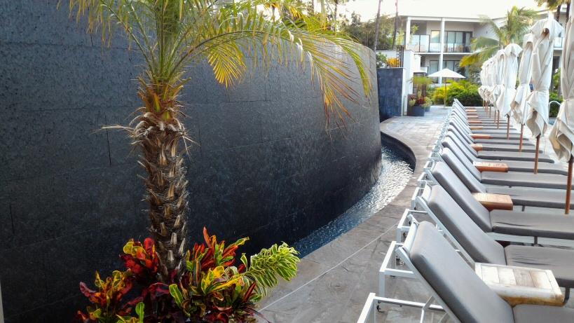 Andaz Maui infinity pool edge