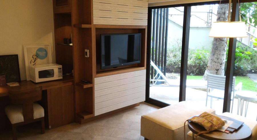 Andaz Maui Room TV