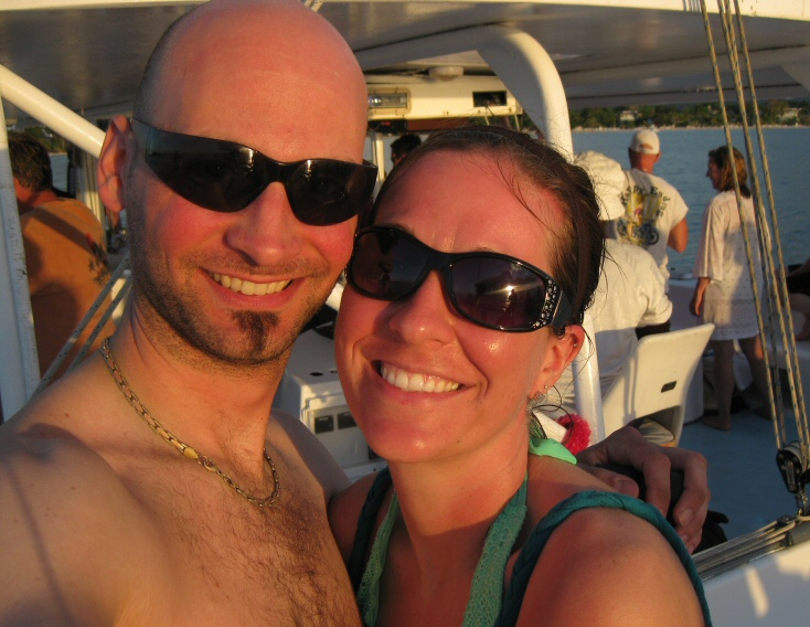 Couples Negril sunset cruise