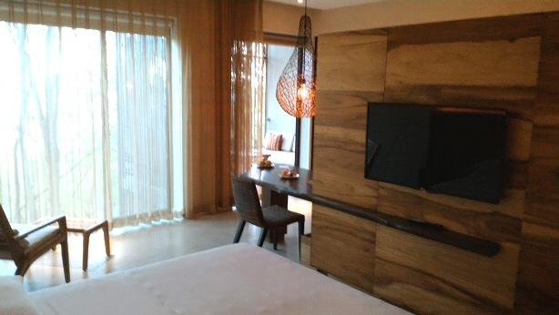 Andaz papagayo king suite