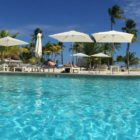 You can transfer Ultimate Rewards to Marriott Rewards, to Starwood Preferred Guest, and book an award stay at the Westin Punta Cana.  (Photo by VT reader Danie)