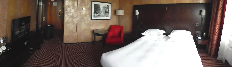 Hilton Amsterdam room