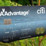 Citi AAdvantage Platinum Mastercard