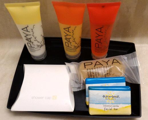 Maui Seaside Hotel soaps