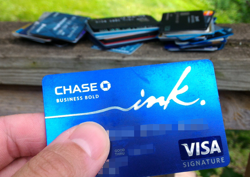 Credit cards value tactics ink preferred and stacks of cards colourmoves