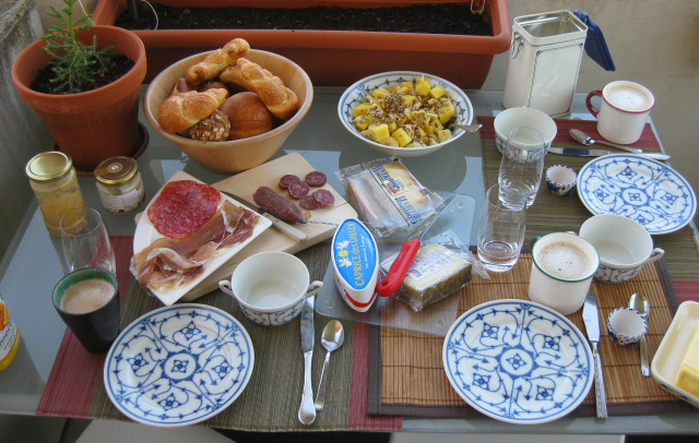 Being the first ever Free Travel Photo, I figured I would start at the beginning. This is the breakfast that was waiting for me in Switzerland on the first morning of my first ever points redemption, in 2014. European breakfasts are still one of my favorite things to look forward to when traveling (for free) across the pond!